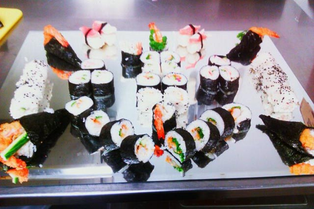 Fusion Sushi by Chef Rosh