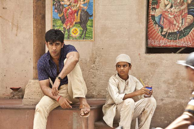 Amit Sadh and Digvijay Deshmukh in Kai Po Che