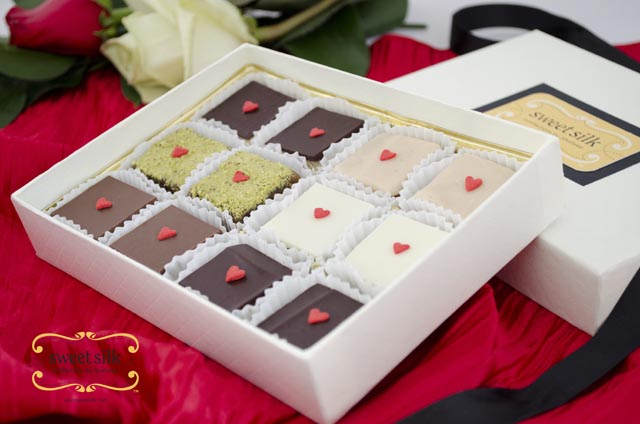 Shefali Patel's special chocolates for Valentine's Day include Indian ingredients