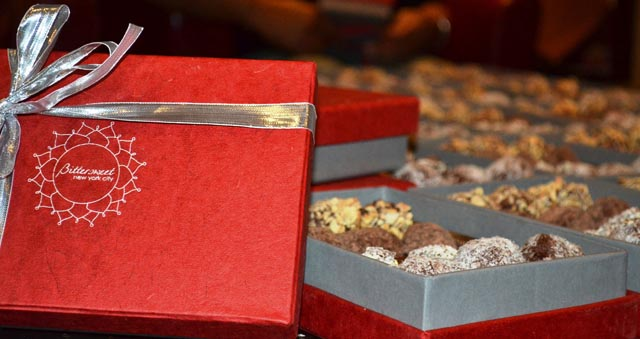 Surbhi Sahni creates special chocolates for Valentine's Day at BitterSweet NYC