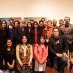 Artists of the South Asian Diaspora with Vijay Kumar & Aroon Shivdasani.