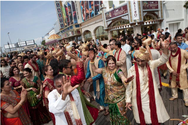 The Big Fat Indian Wedding In America