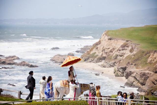 Destination weddings are big with Indian families