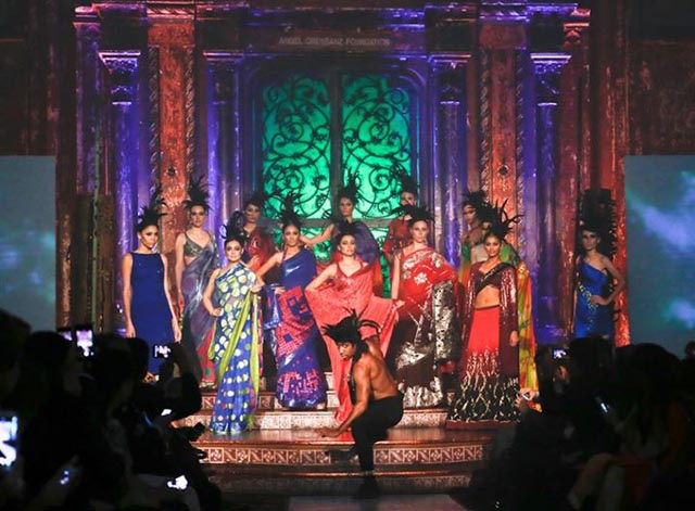 The Ray of Hope Collection from Satya Paul, one of India's leading designers