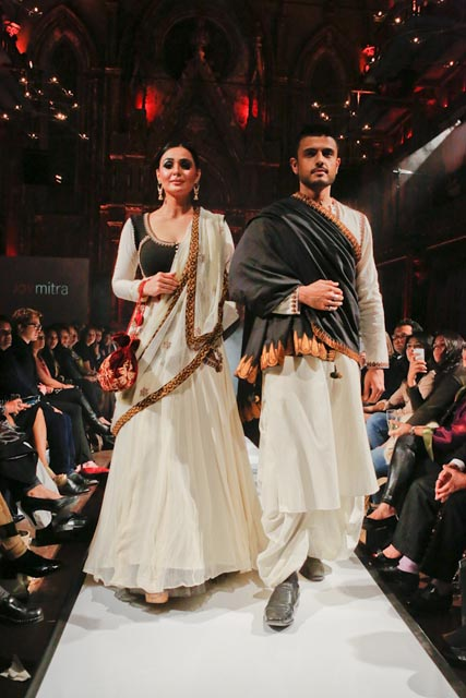The Chokher Bali Collection by Joy Mitra