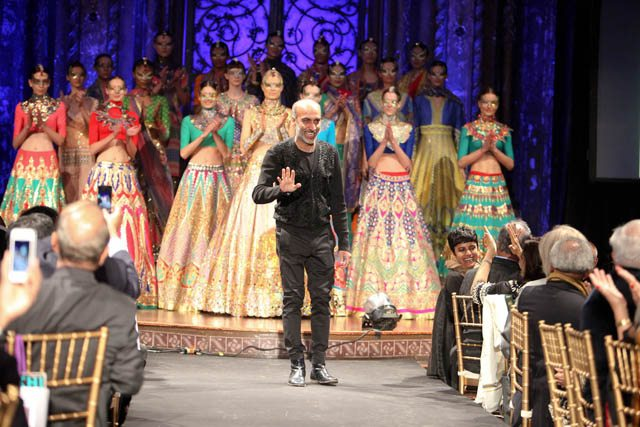 Manish Arora presents his Indian Collection