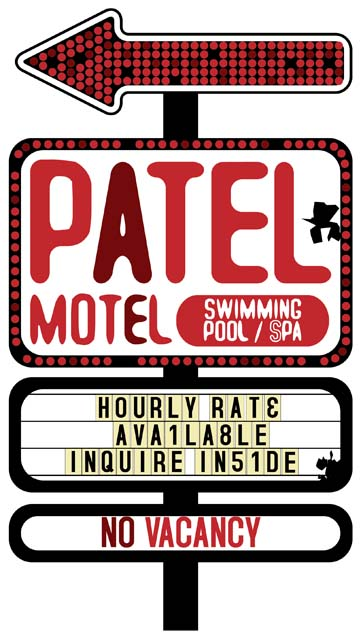 Patel Motel - Indian-American Project