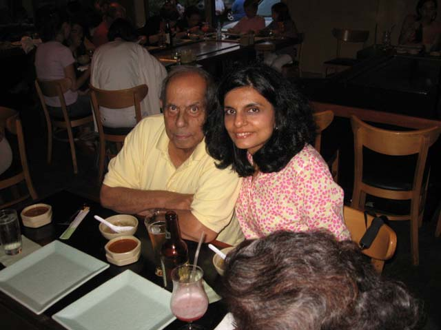 The Kahani Movement - Parul Kapur Hinzen with her father