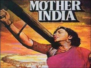 Women in Hindi Films - Nargis in Mother India