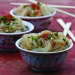 Shu Ping Potato Noodles with Chile Paste