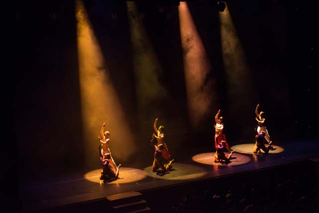 A scene from Mystic India - the World Tour  at NJPAC