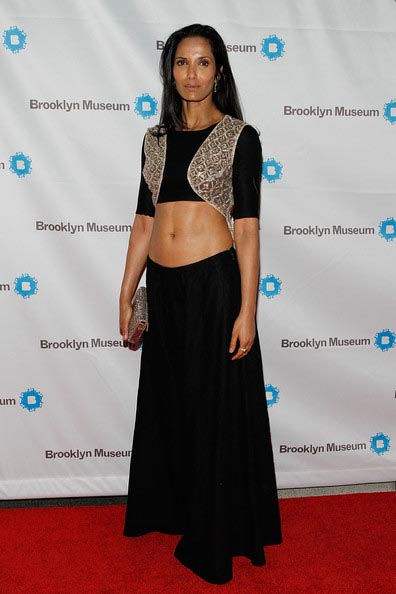 Padma Lakshmi in Payal Singhal