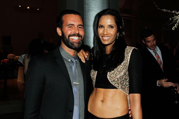 Padma Lakshmi at the Brooklyn Artists Ball
