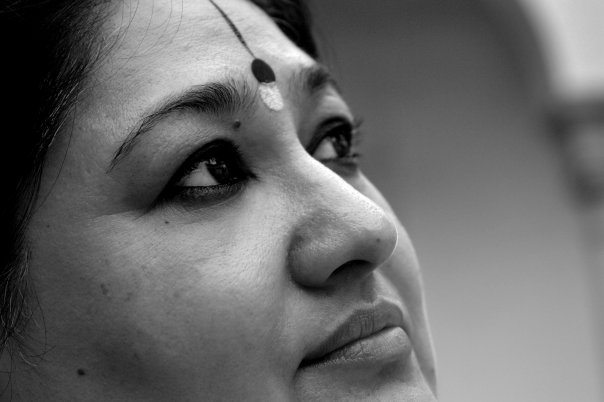 Classical Indian vocalist Shubha Mudgal