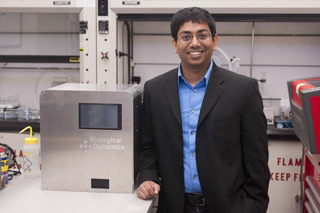 Raj Krishnan of Biological Dynamics