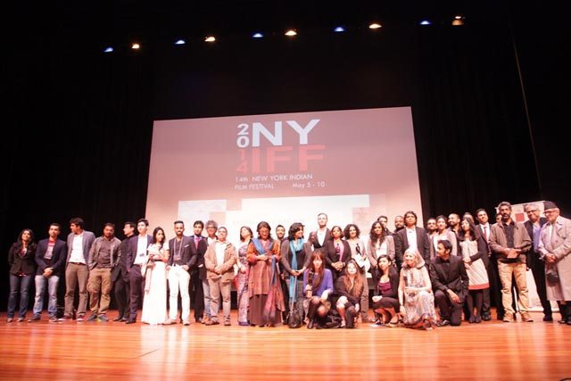 All the filmmakers and stars at the NYIFF
