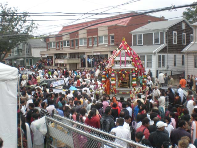 Ganesh Chathurthi celebrations in Flushing