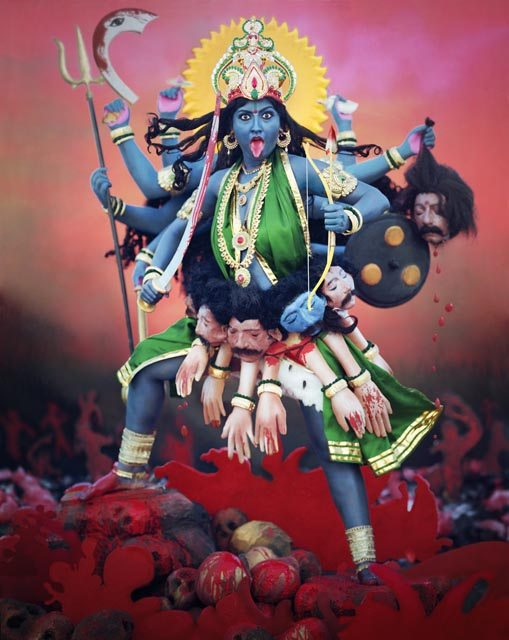 The Goddess Kali