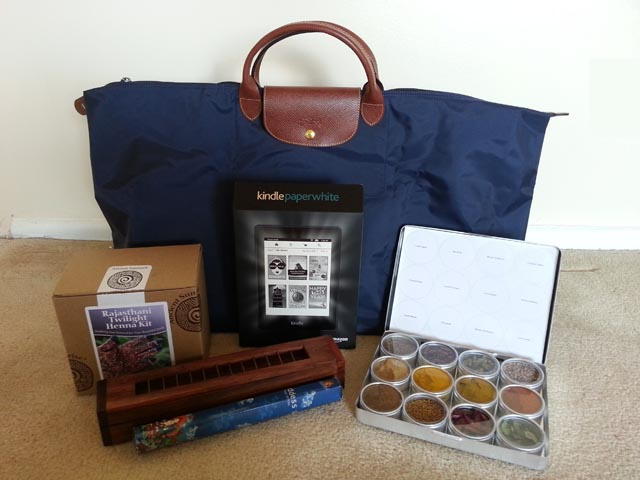 British Airways Carry-on giveaway