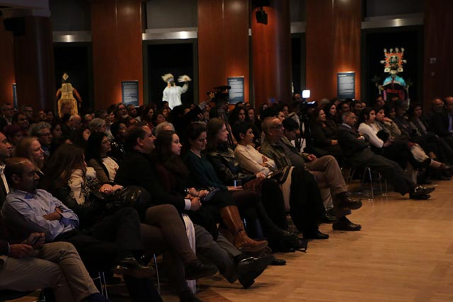 The IAAC Literary Festival in New York