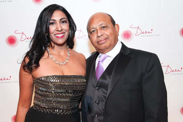 The Desai Foundation Gala Celebrates 15 Years Of Community Development