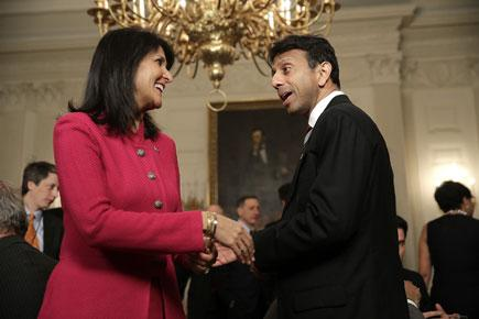 Nikki Haley and Bobby Jindal