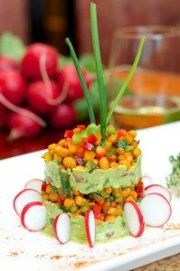 avocado chaat