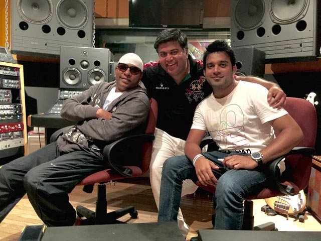 Planet Shankara - Sivamani, Anurag Harsh and Stephen Devassy