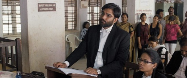 Actor producer Vivek Gomber, who plays defense lawyer Vinay Vora