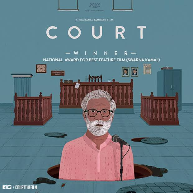 Court has been nominated for an Oscar