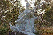 Saraswati, Goddess of Learning Photo by CC