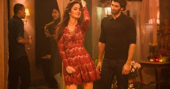 Aditya and Katrina Kaif in 'Fitoor'