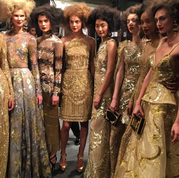 Naeem Khan Fall Collection