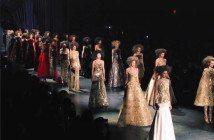 On the runway - Naeem Khan