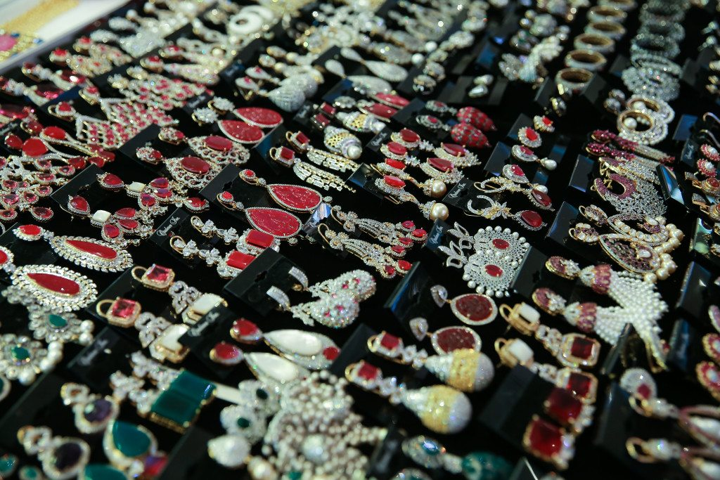 Jewelry at the CHI Marketplace