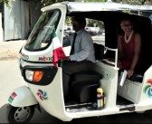 An ode to the Indian Auto Rickshaw