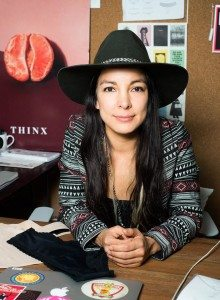Miki Agrawal, CEO of THINX