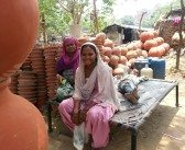 In India, in the Kingdom of Clay Pots