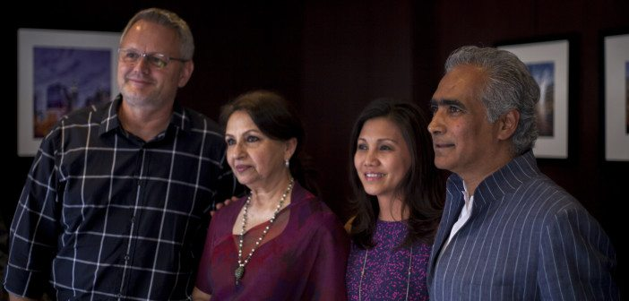 A New York Evening with Sharmila Tagore