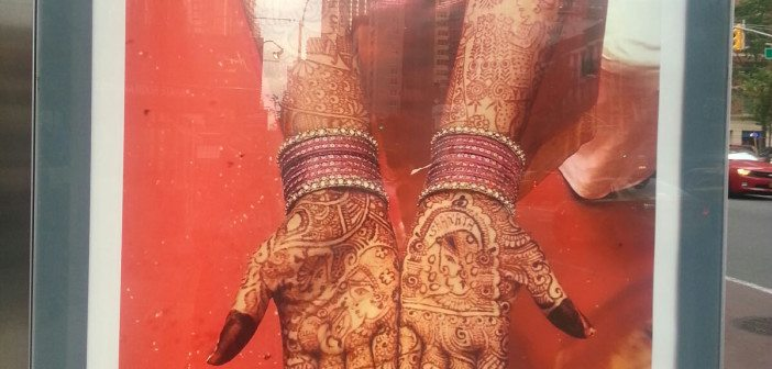 Lassi with Lavina Image of the Day – Mehndi in Manhattan