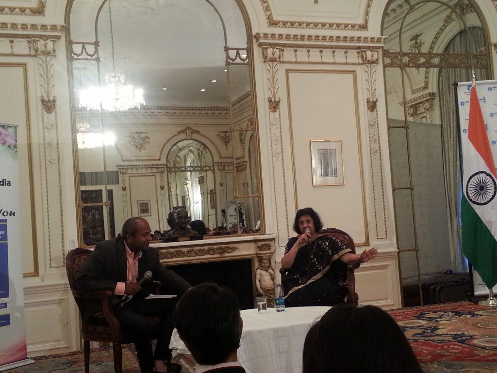 Sree Sreenivasan interviews Arundhati Bhattacharya, Chairman, State Bank of India