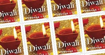 A Diwali Stamp for the Diaspora