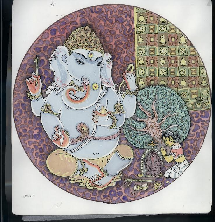 Ganesha, the Remover of Obstacles