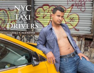 Luis on the cover of NYC Taxi Drivers