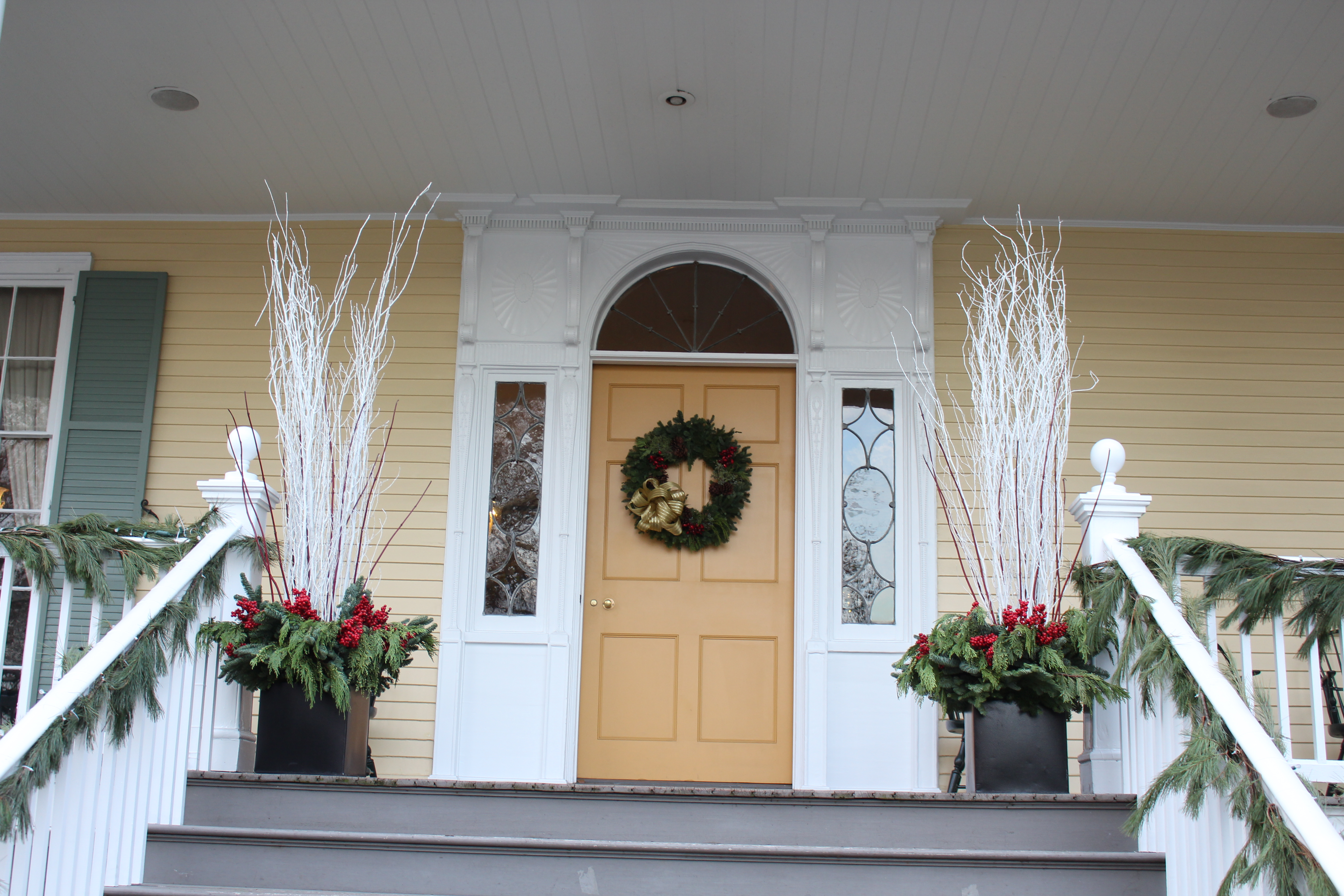 Holiday Open House at Gracie Mansion