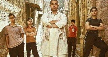 Aamir Khan in 'Dangal'