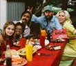 Growing Up Smith - Brighton Sharbino, Roni Akurati, Anjul Nigam, Jason Lee and Hilarie Burton.