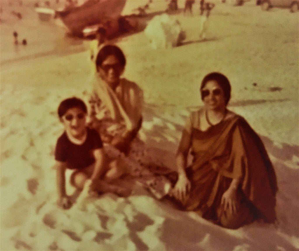 Indian family - Past summers