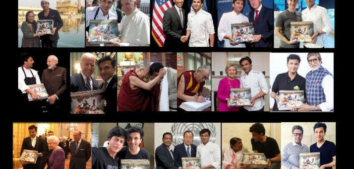 Vikas Khanna's 'Utsav' – The Cool Cookbook That You Can't Have
