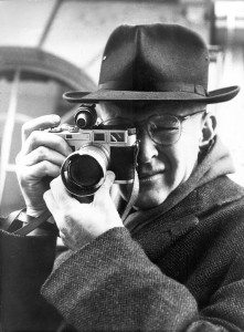 Henri Cartier-Bresson Photo by Getty Images